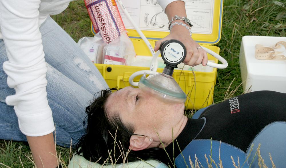 Dekompressionserkrankung | Medizinische Artikel | Service | Medizin ...